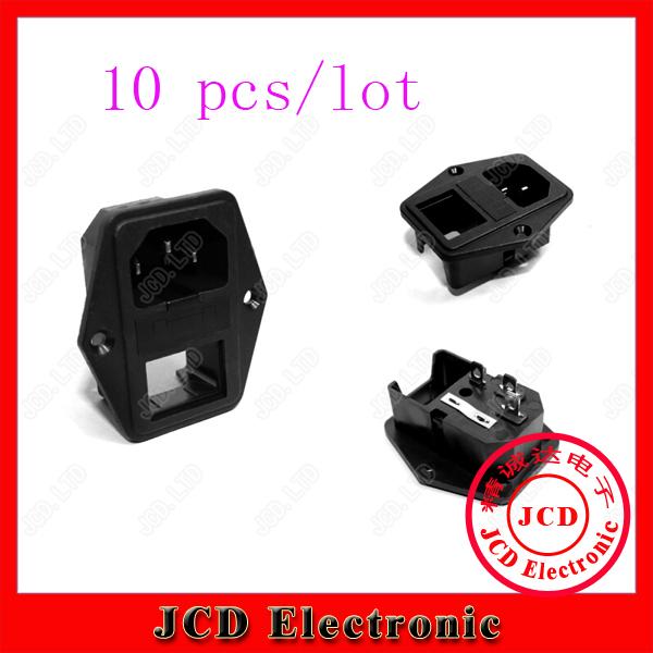 Электрическая вилка Jcd 10 bx/8b/3 10 250 , BX-8B-3