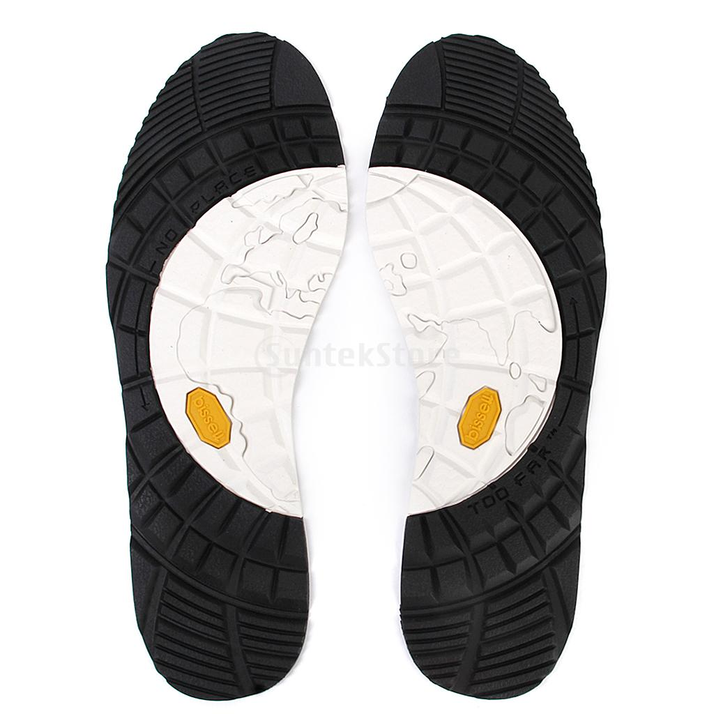 New Arrivals 2015 Footful Rubber Stick on Full Soles Wet Floor Anti Slip Shoe Repair Thickness 6mm Free Shipping(China (Mainland))