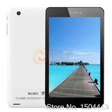 2PCS HD High Clear screen protector protective film screen guard for Cube T7 / T7GT MTK8752 Octa Core