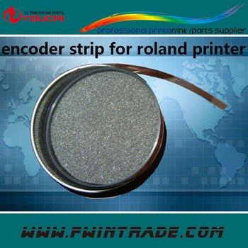 original printer spare parts 2.5Meter 8.2 inch length roland printer encoder strip