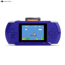 Nes Mini Tetris Video Game Console Electronic Handheld Games Retro Brick Game Consola De Jeu 2016 3.2Inch Video Games Player(China (Mainland))