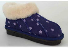 Pelliccia di pecora naturale in un unico pezzo unisex caldo di spessore stivali invernali anti-skid vecchio uomo scarpe di cotone formato in gravidanza donna di grandi dimensioni(China)