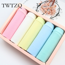 Buy TWTZQ 2015 New Underwear Women Panties Brand Hot Cute Solid Cotton Breathable Girl Boxer Briefs 6NK008 for $8.30 in AliExpress store