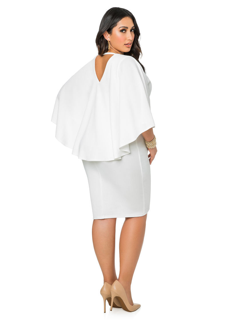 HD wallpapers all white plus size bodycon dresses