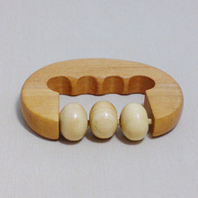 Beauty Tool Wooden Body Massager Lightweight Wooden Massager Losing Weight Massager TH88