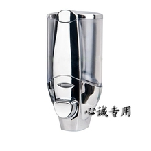 Practical Liquid Soap Dispensers soap box hand soap dispenser Lead-free Kitchen & Bathroom Accessories