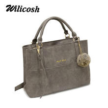 2016 Hot Sale Pu Women Leather Handbags Brand Women Messenger Bags Ladies New Shoulder Bags Bolsas Leather Handbags Tote DB5590