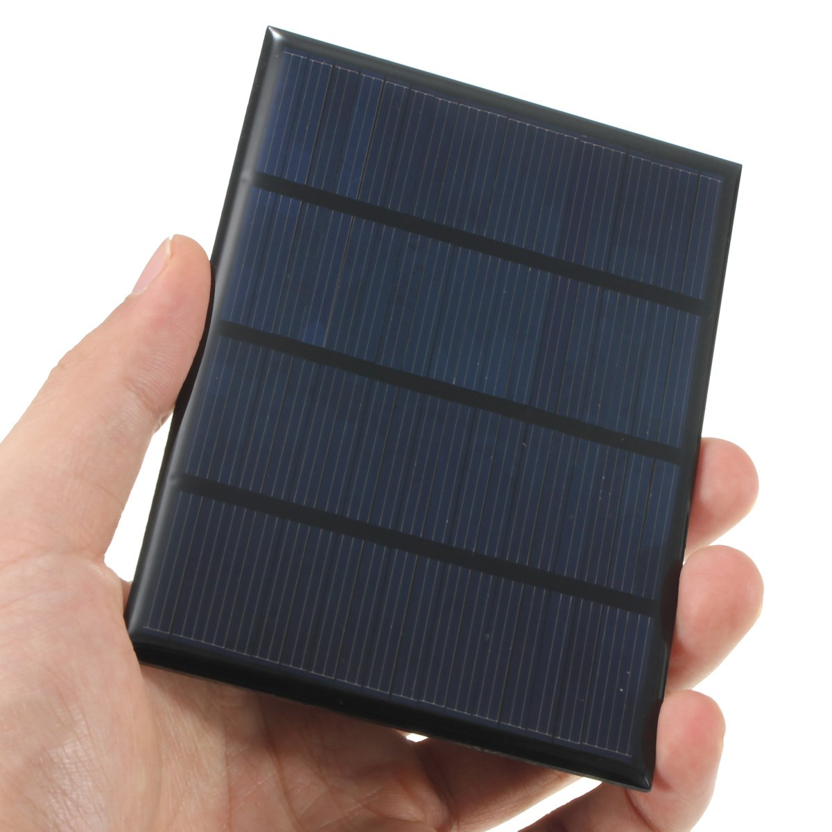 universal 12V 1.5W Standard Epoxy Solar Panels Mini Solar Cells Polycrystalline Silicon DIY Battery Power Charge Module 115x85mm(China (Mainland))