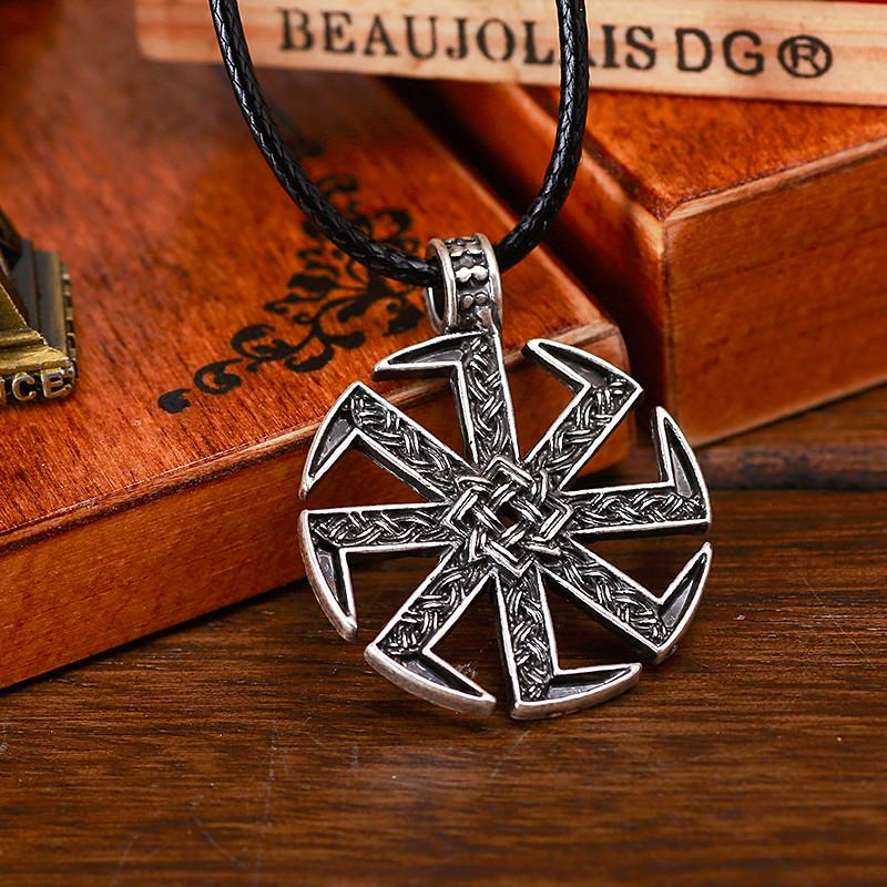 kolovrat pendant necklace