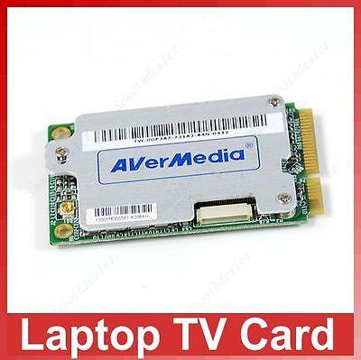 HOT Avermedia A306 Mini PCI-E Analog Digital DVB-T TV Card Analog FM Card For Laptop UMPC #D(China (Mainland))