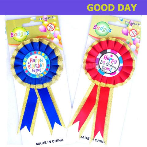 Ribbon Child birthday decoration props baby birthday party supplies ...