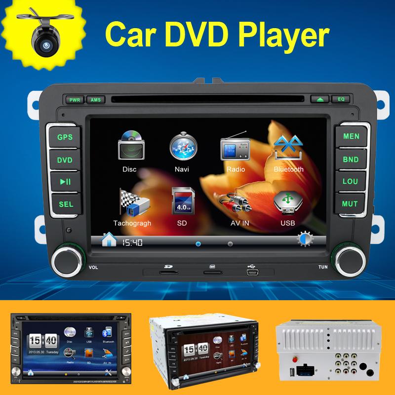 GPS navigation 2 Din Car DVD autoradio for VW Volkswagen GOLF 4 5 6 POLO PASSATCC JETTA TIGUAN TOURAN SCIROCCO T5 with CANBUS(China (Mainland))