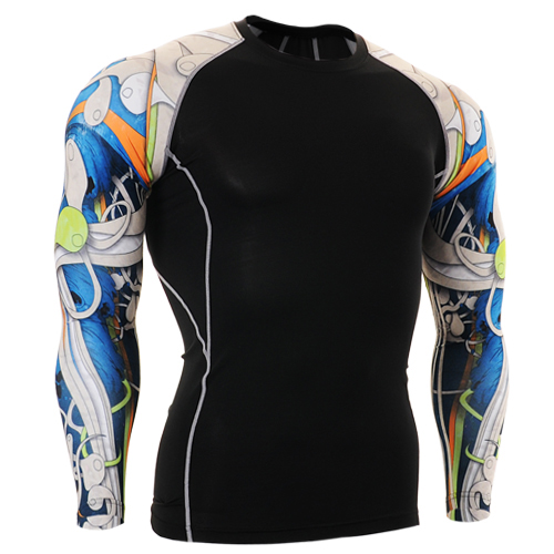 2016 Blue skulls printed Football Jerseys breathable Super Bowl game compete team wear shirts tops clothes size s-4xl(China (Mainland))
