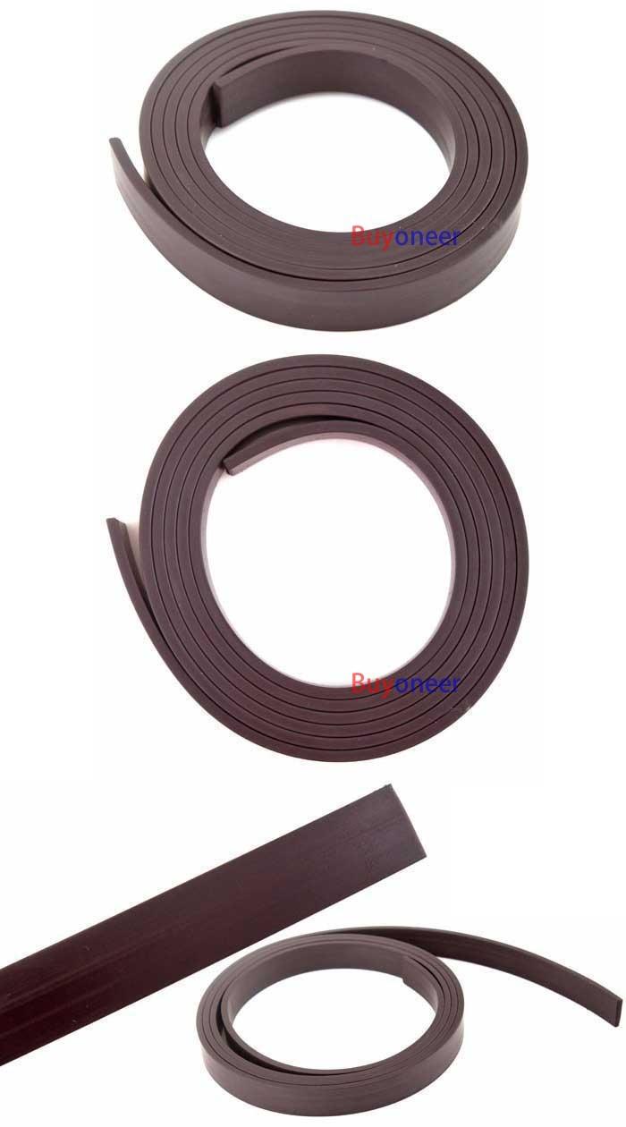 BuyOneer Shop 3 Feet Long Rubber Flexible Magnetic Tape Craft Strip(China (Mainland))