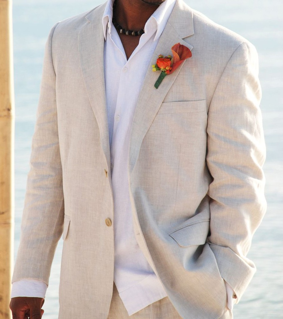 Linen Summer Blazer