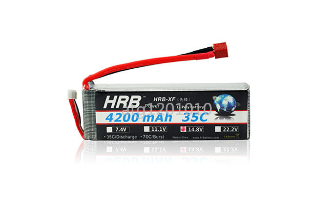 lion 14.8V 4200MAH 35C 4S max 60C battery packs lipo batteries akku bateria batterie(China (Mainland))