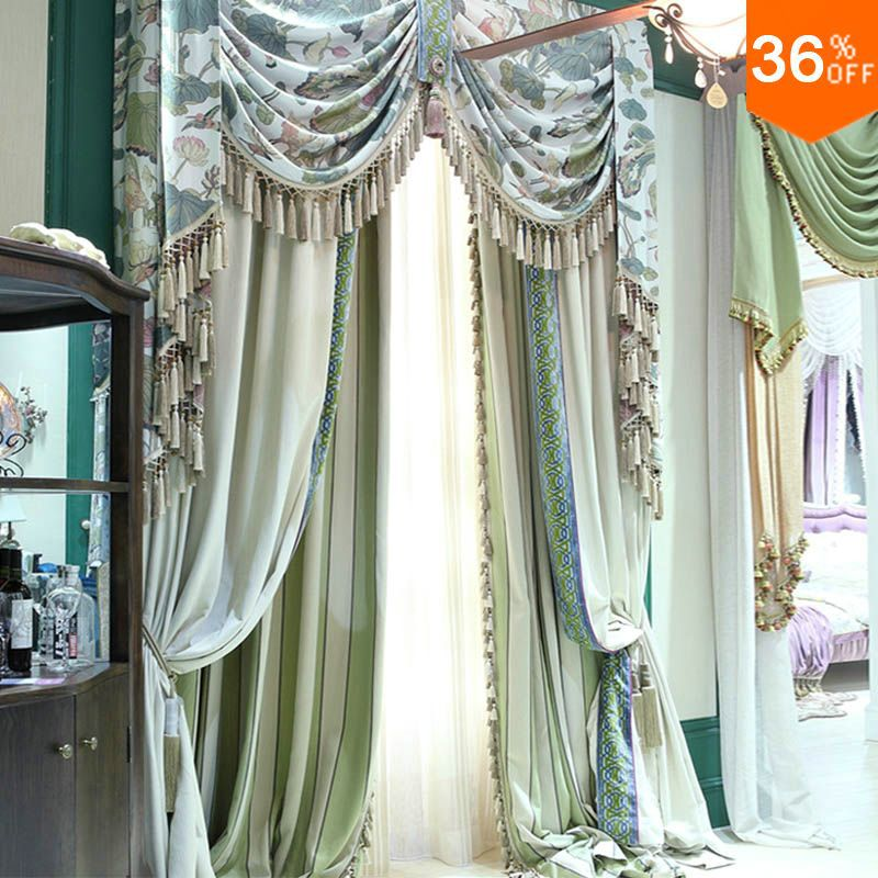 Buy 2016 Green String With Valance Beads