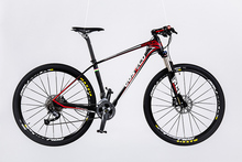 costelo SOLO 27.5 29er complete bike downhill Mountain  Bike complete Double Brake Wheel Mountain Bicycle free shipping(China (Mainland))