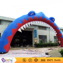 Buy inflatable model toy 14m ocean sea series inflatable shark arch fish arch sea arch adversting for $785.00 in AliExpress store