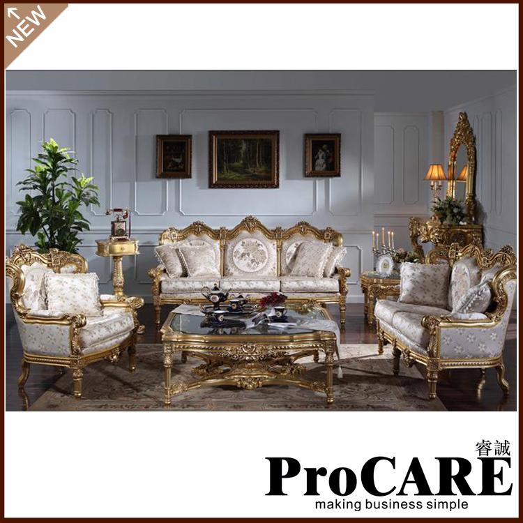 European Style Sofa Set Living Room Furniture(China (Mainland))