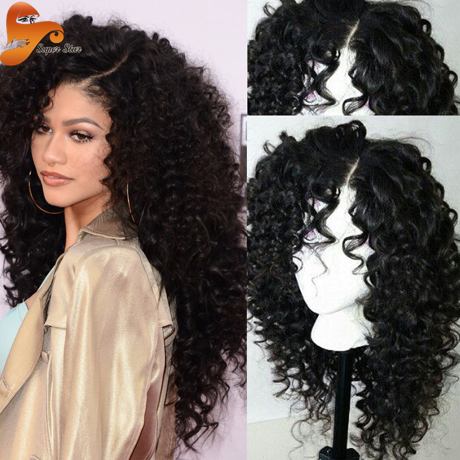 Cheap Virgin Brazilian Full Lace Wigs 57
