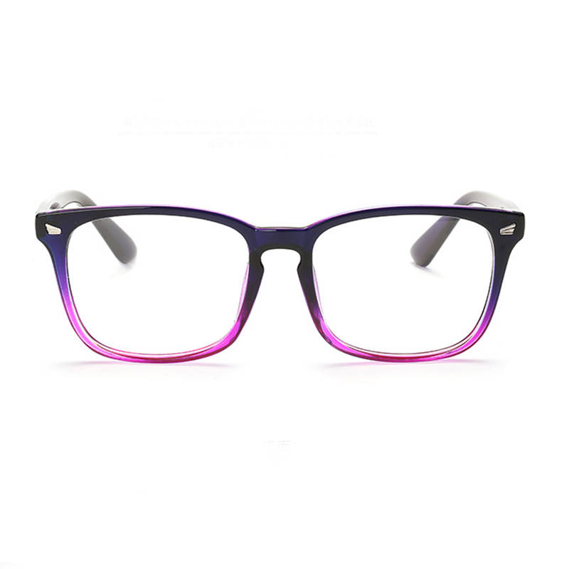 9 Color Hot optical myopia glasses clear lens eyewear nerd ...