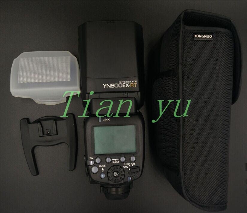 YONGNUO YN600EX-RT yn 600ex rt Wireless HSS Flash Speedlite flash light Unit Master TTL for Canon 700d 60d 5d 7d 500d Camera<br><br>Aliexpress
