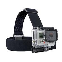 Buy Gopro Accessories Adjustable Head Strap Professional Mount Tripod Gopro Hero 4 3 3+ 2 SJ4000 SJ5000 SJ6000 AEE xiaomi yi for $2.69 in AliExpress store
