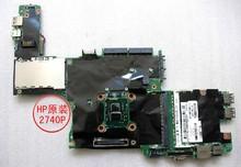 100% тестирование 636544 — 001 плата для HP 2740 P ноутбук материнской платы с для процессоров Intel core I3-380M бесплатная доставка