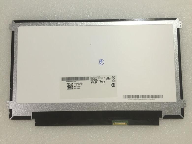 Free shipping B116XTN02.3 B116XTN02.1 N116BGE-EA1 N116BGE-EB2 N116BGE-EA2 M116NWR1 R7 LED LCD Screen Panel 30PIN eDP(China (Mainland))