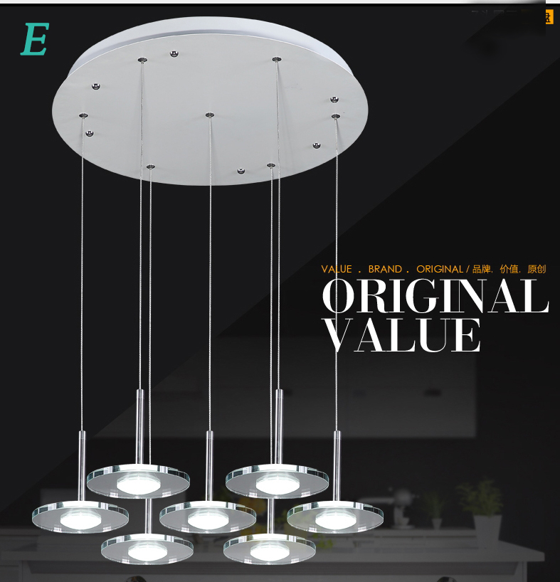 Glass Dining Room Pendant Light Fixture 787 x 818
