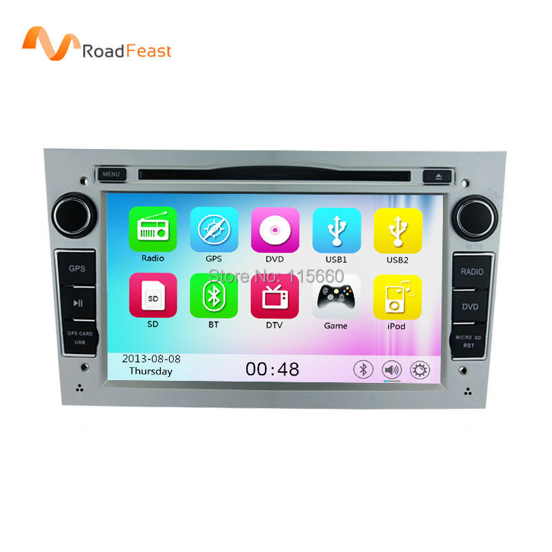 Car DVD Player indash headunit navi autoradio stereo for Vauxhall Opel Astra H G J Vectra Antara Zafira Corsa with GPS 3G Wifi(China (Mainland))