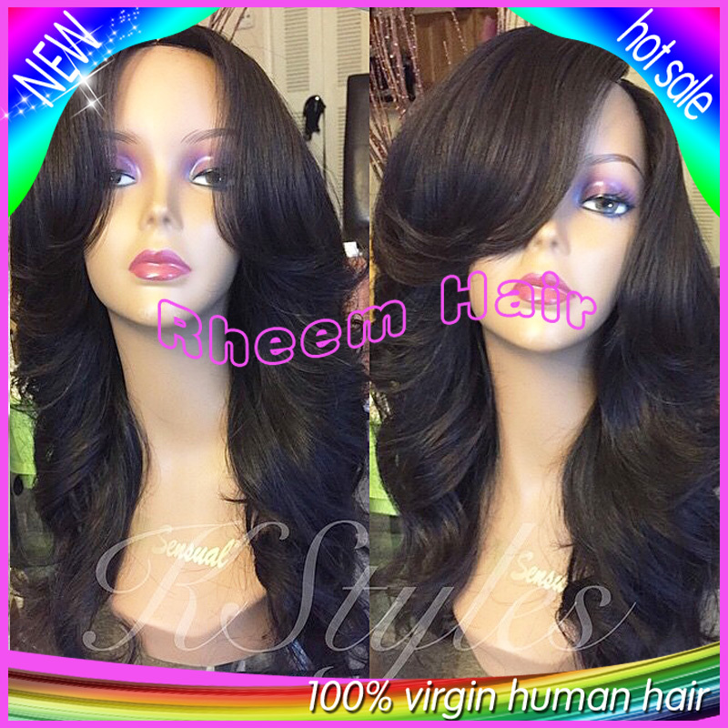 brazilian-human-hair-lace-front-wigs-with-bangs-loose-wave-full-lace