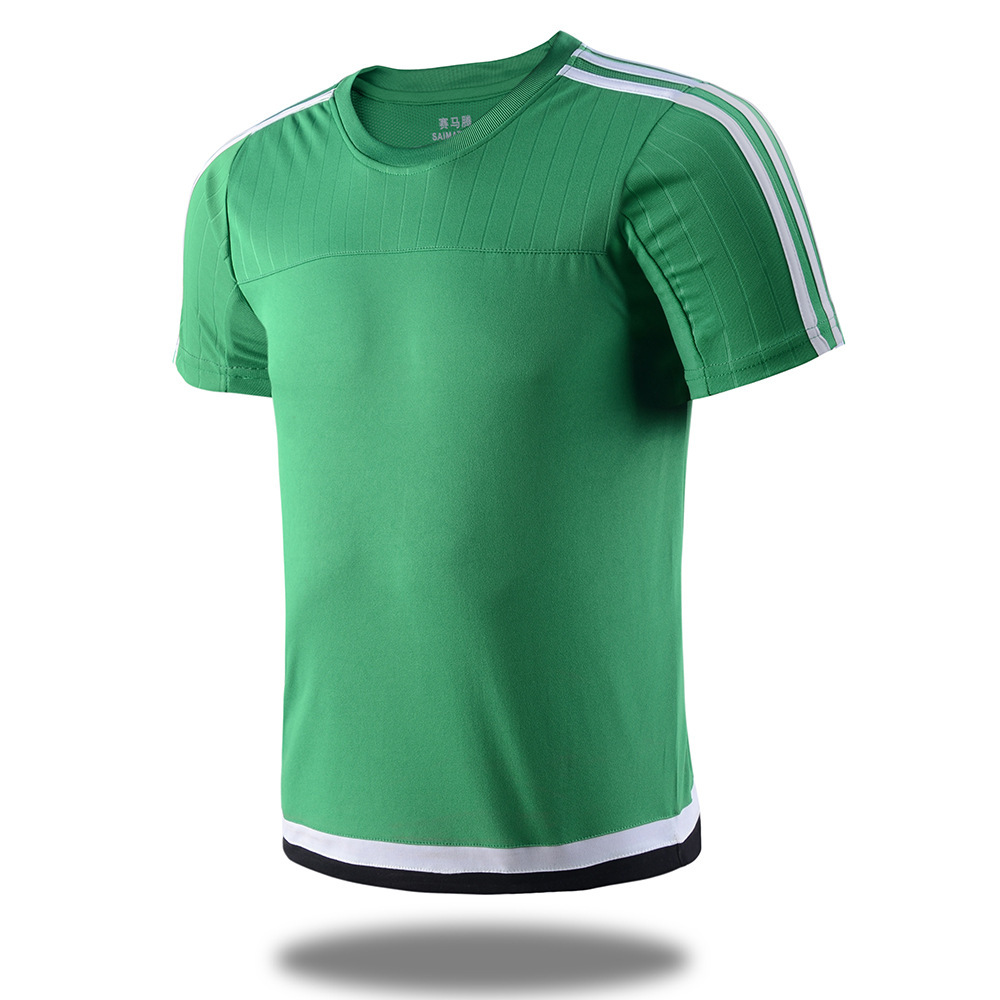 Breathable Polyester Suit Light Board Football Training Suit Club Customized Special Font For Printing(China (Mainland))
