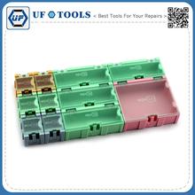 11pcs/set  Component storage box IC Components Boxes SMT SMD Wentai Boxes Kit(China (Mainland))