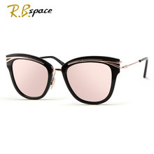 New Fashion Vintage Sunglasses Cat Eye Sunglasses high quality designer brand brand Sunglasses for Women glasses S1847