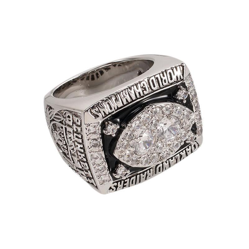 NFL 1980 Oakland Raiders Super Bowl replica championship rings - Kyle mo store