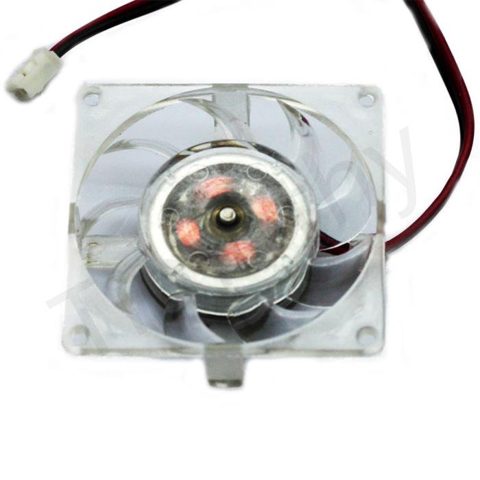 40 mm 2pin Square SVGA/VGA Video Card Chipset/Chip Cooling Heatsink COOLER Fan 1PC #FS018 - ShenZhen MANNA HOME store
