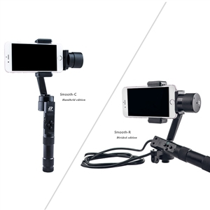 Zhiyun Z1-Smooth c r 3 Axis Handheld Stabilizer Brushless Gimbal for iPhone 6 plus Samsung S5 S6 XIAOMI Smartphone<br><br>Aliexpress