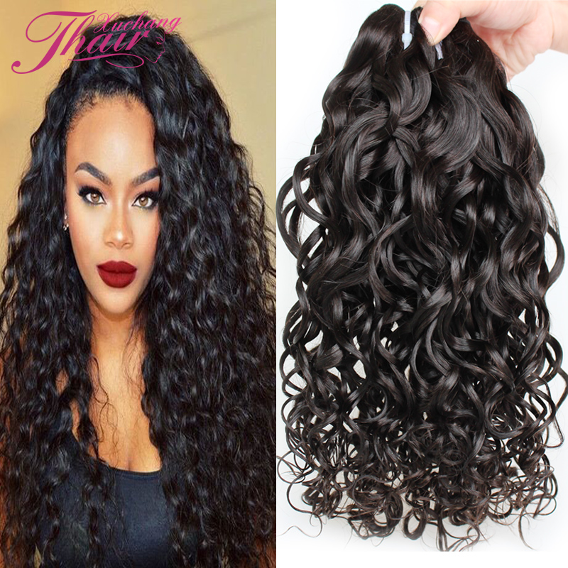 Hot 2015 New Style 7A Virgin Brazilian Jerry Curl Hair Weave 3Pcs Brazilian Spiral Curl Human Hair Bundles Bouncy Curly Hair 1B#<br><br>Aliexpress