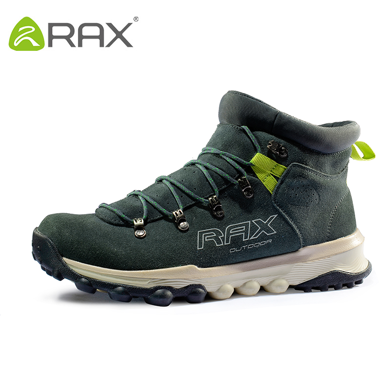RAX Shoes Brand Couples Fashion Outdoor Shoes New 2016 Autumn Spring Summer Walking Shoes High Help Neon Casual Shoes Men Women