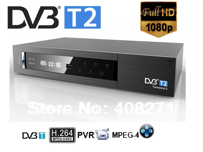 2016 new Singapore Mediacorp DVB-T2 terrestrial digital receiver H.264/MPEG4,Compatible DVB-T DVB T2 support record - SinHo Electronics Technology Co., Ltd. store