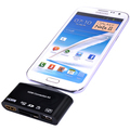 For HTC ONE M7 Micro USB OTG SD Card Reader HDTV HDMI Adapter For Samsung Galaxy s5 i9600 S4 i9500 S3 i9300 Note 2 3 #3235(China (Mainland))