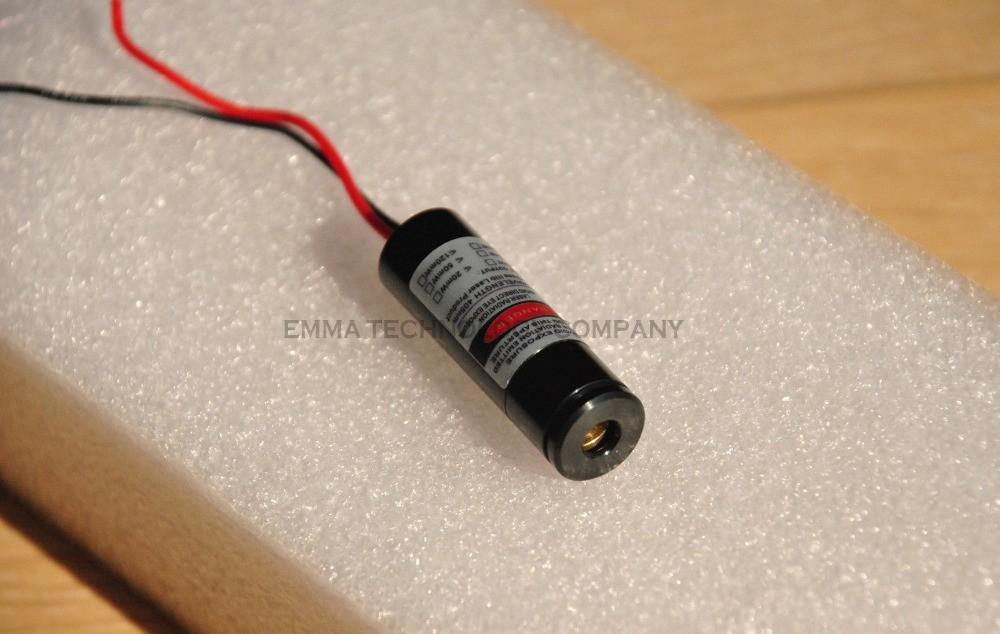 Запчасти для лазерного оборудования OEM LYFocusable 405nm 20mw /dot 13x42mm
