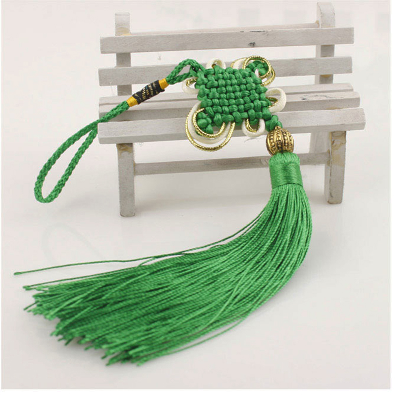 10pcs/pack Mini Chinese Knot Chinese New Year decorations Spring Festival Gift Lucky Knot Home Decor Unique Crafts Free shipping(China (Mainland))