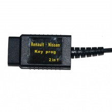 Free Shipping key programmer for Renault R N 2 in 1 key pro for Renault Key