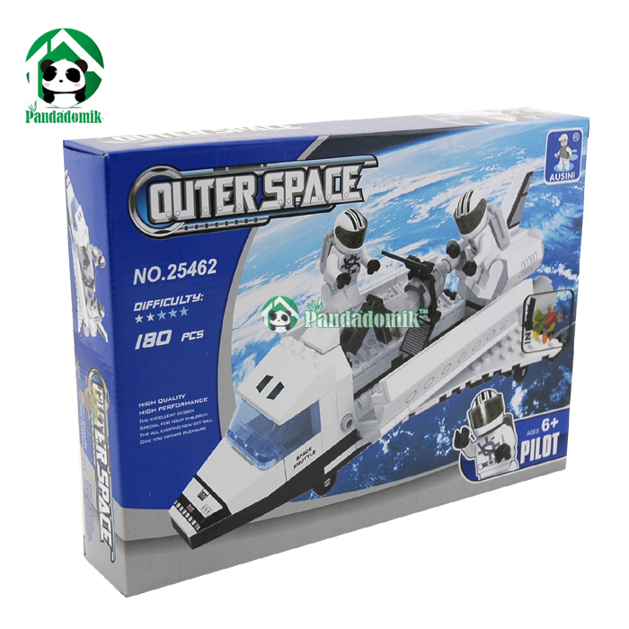 Building Blocks Compatible with lego Model Building Space Shuttle 3D Construction Brick Toys/ Educational toys for Children(China (Mainland))