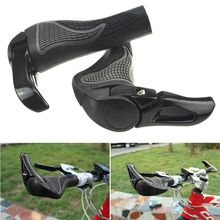 2017 Special Offer Hot Selling carbon handlebar road cycling mountain MTB bike bicycle lock-on cover handle bar end - Beautiful Life store