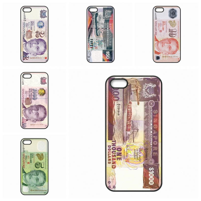 For LG G2 G3 Mini G4 G5 Google Nexus 4 5 6 L5II L7II L70 L90 Stylus L65 K10 Singapore Dollar Currency Money Cute Skin(China (Mainland))