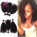 7A Rosa Hair Products Malaysian Kinky Curly Virgin Hair 4Bundles Sexy Formula Malaysian Curly Hair Crochet